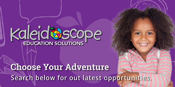 Kaleidoscope Education Solutions Contract Search banner image