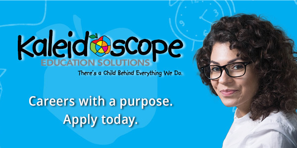 Kaleidoscope Education Solutions - Occupational Therapist banner image